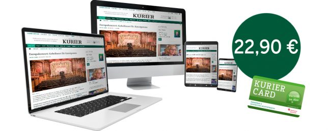 Kurier Digital-Abo