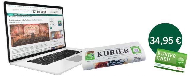 Kurier Zeitungs-Abo