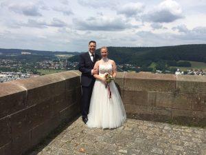 Franziska Rehhausen & Marcel Rehhausen aus Kulmbach