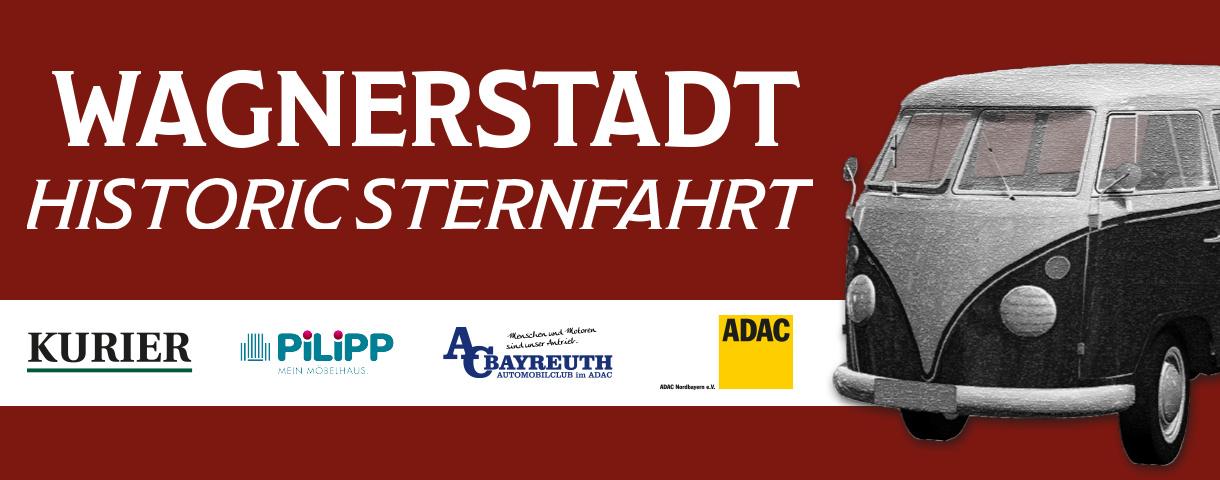 Historic Sternfahrt Nordbayerischer Kurier Medienhaus