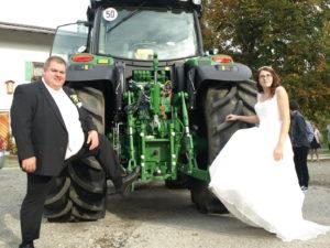 Verena  & Markus  aus 91257